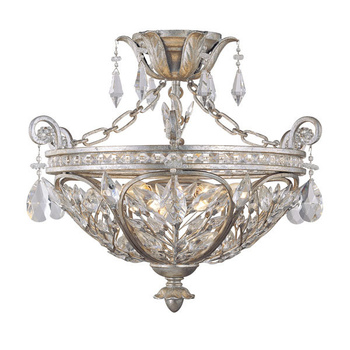 Victoria ceiling lamp 6xE14 60W