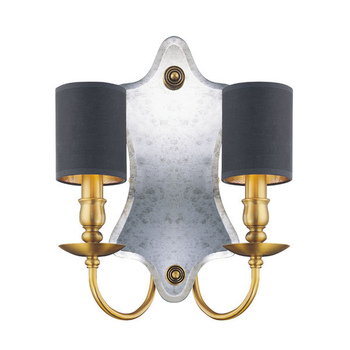 Wall Lamps Wall Lamp indoor Bronze 2xE14 60W