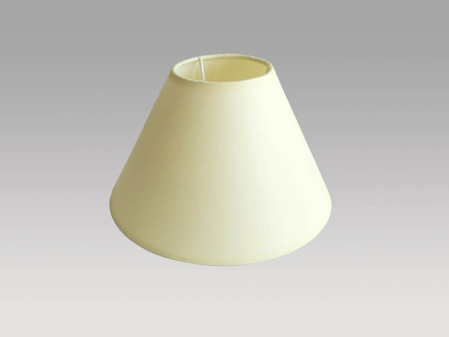 Accessory lampshade Chinz Beige E14