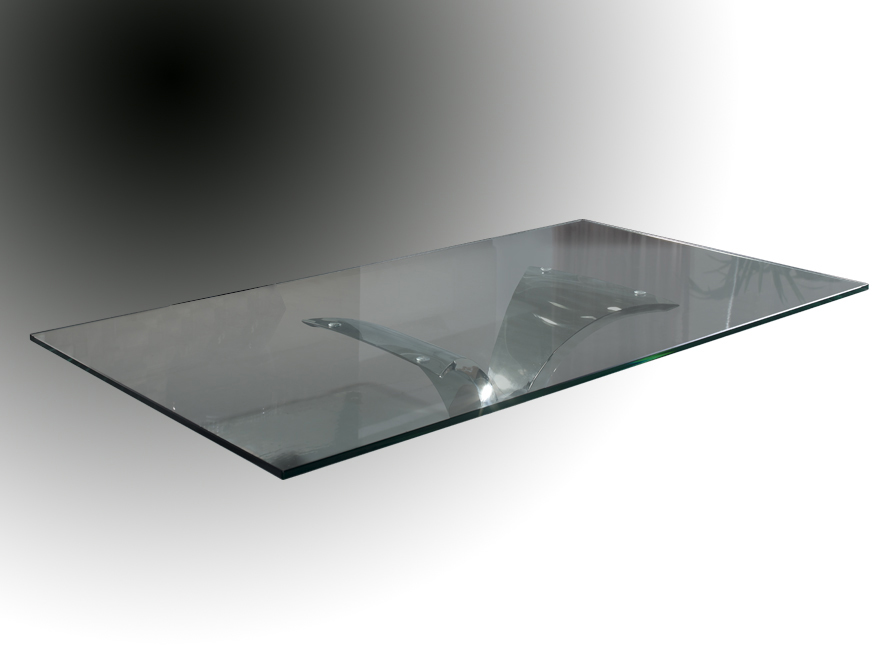 Accessory Transparent glass 180x90cm