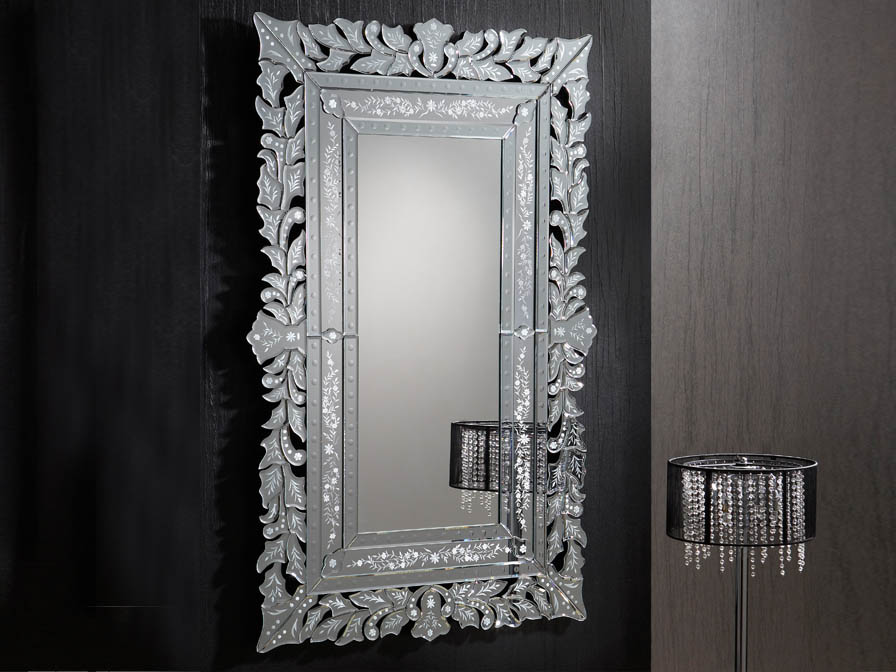 Cleopatra miroir 120x78cm