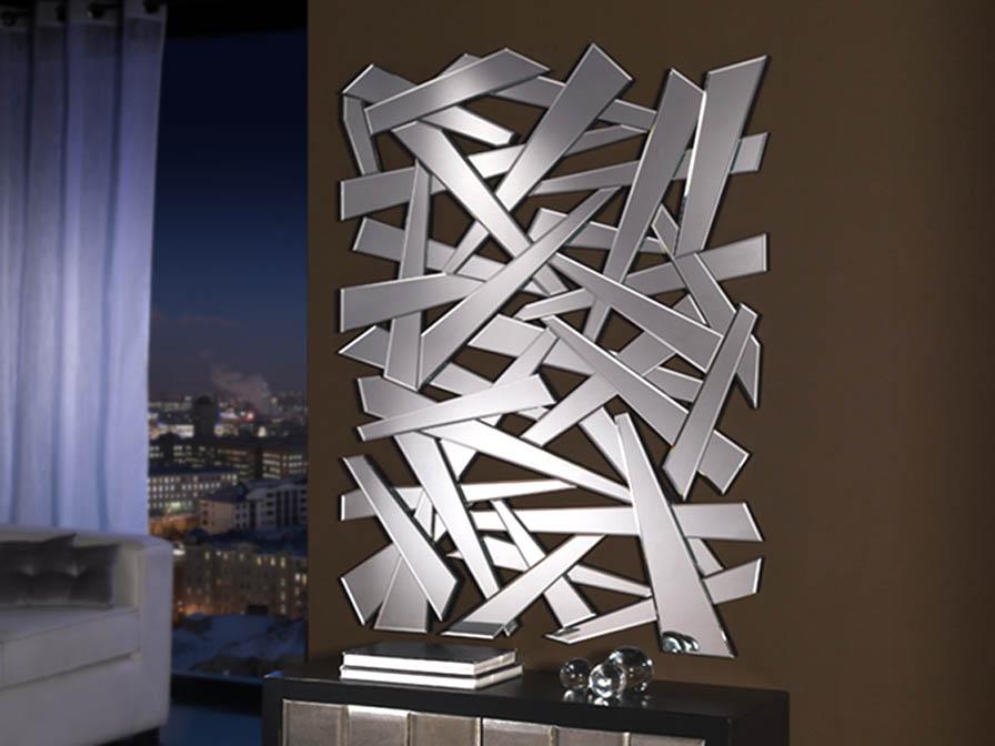 Nova mirror Biselado Stand dimable 100x140