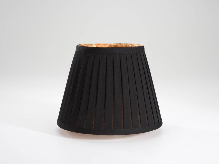 lampshade E14 black Coral