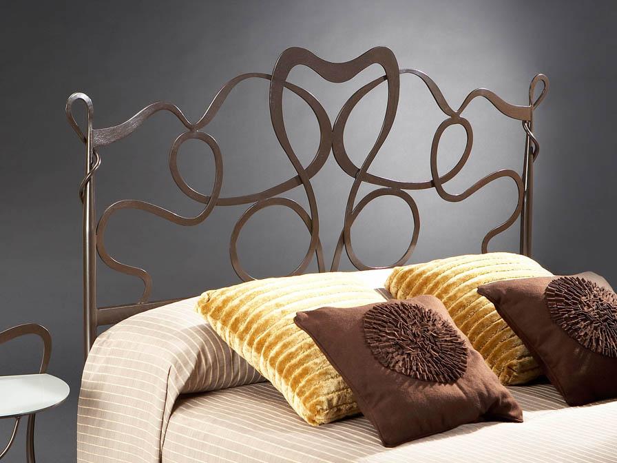 Venecia bed of headboard 150cm Óxido