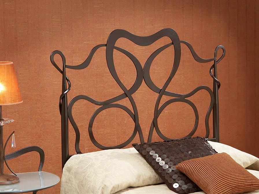 Venecia bed of headboard 90cm Óxido
