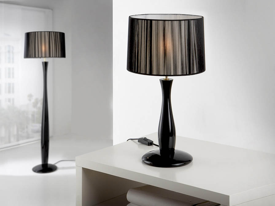 Lin Table Lamp LED 5.5W Black