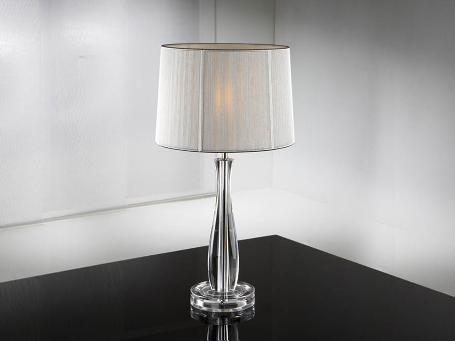 Lin Table Lamp LED 5.5W Transparent