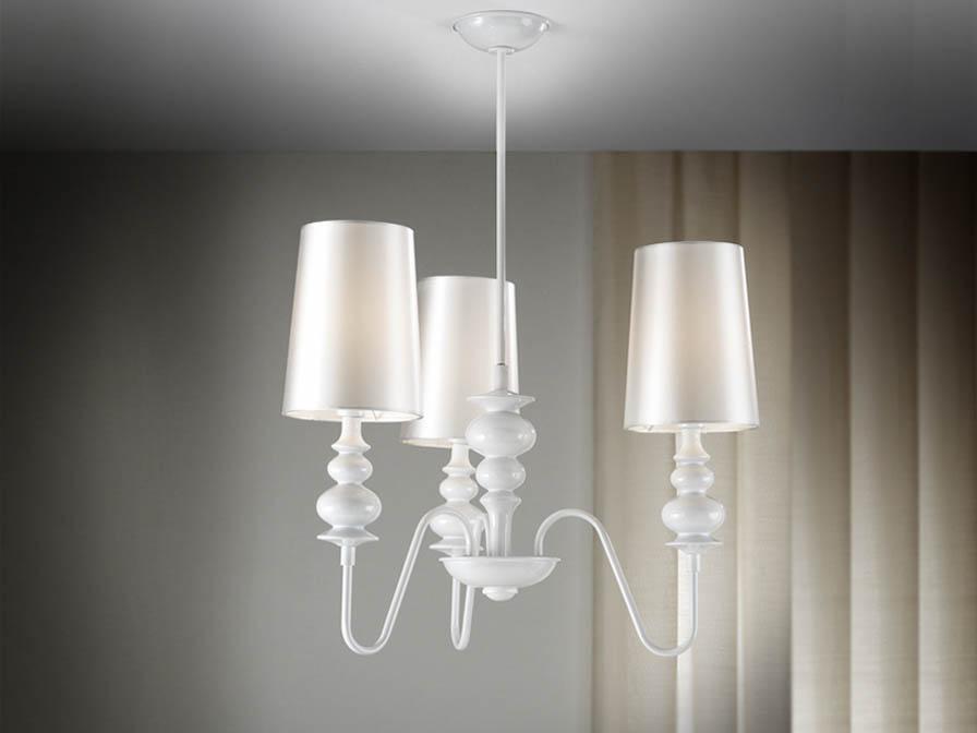 Babylon Pendant Lamp 3L white