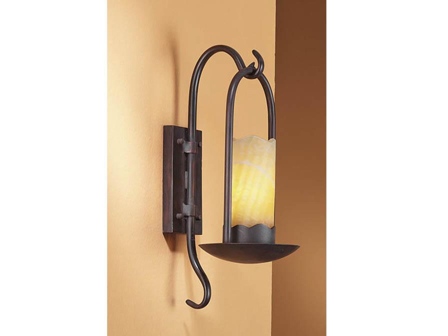 Candela Wall Lamp 1L Brown Oxide (Tara exposición)