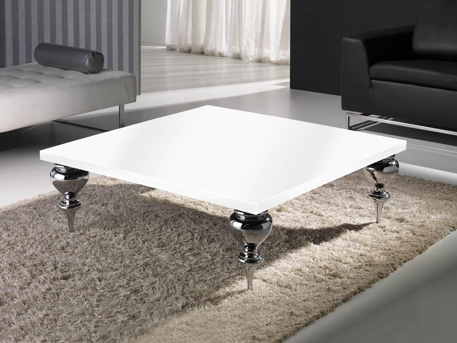 Sophia mesa Centro blanco