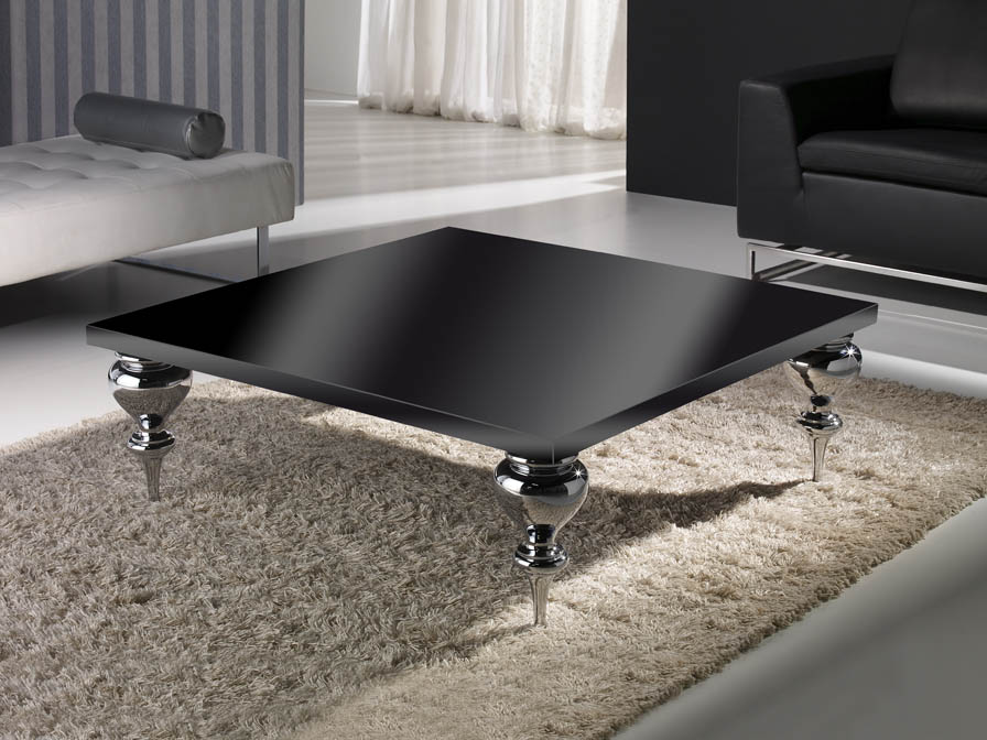 Sophia mesa Centro negro