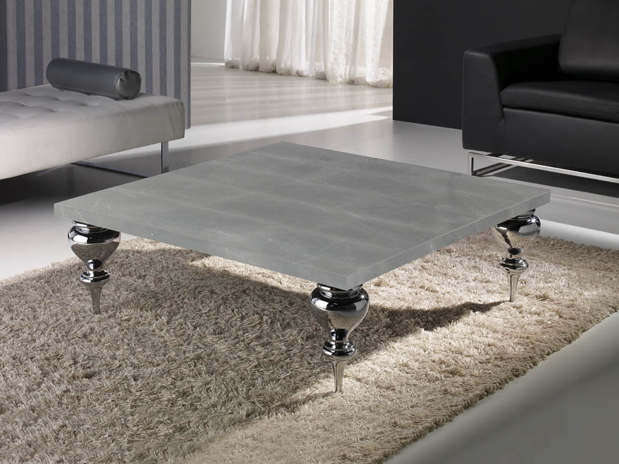 Sophia table Centro Argent