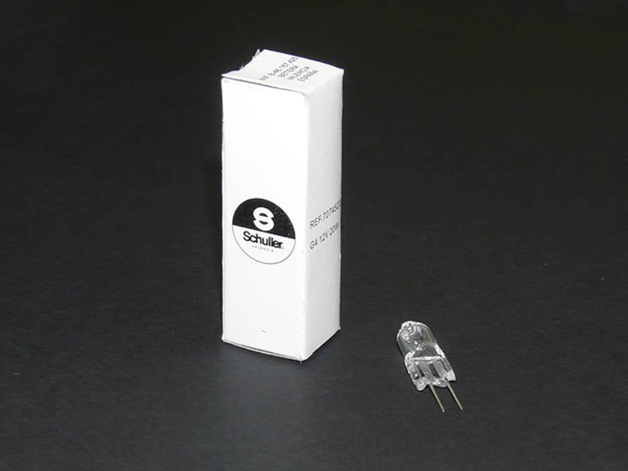Bombilla Halogen G4 Bulb 20W