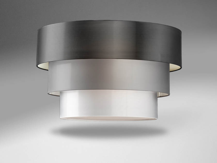 Sophia (Accessory) lampshade ø60P/38731589 (3 floors) Chrome