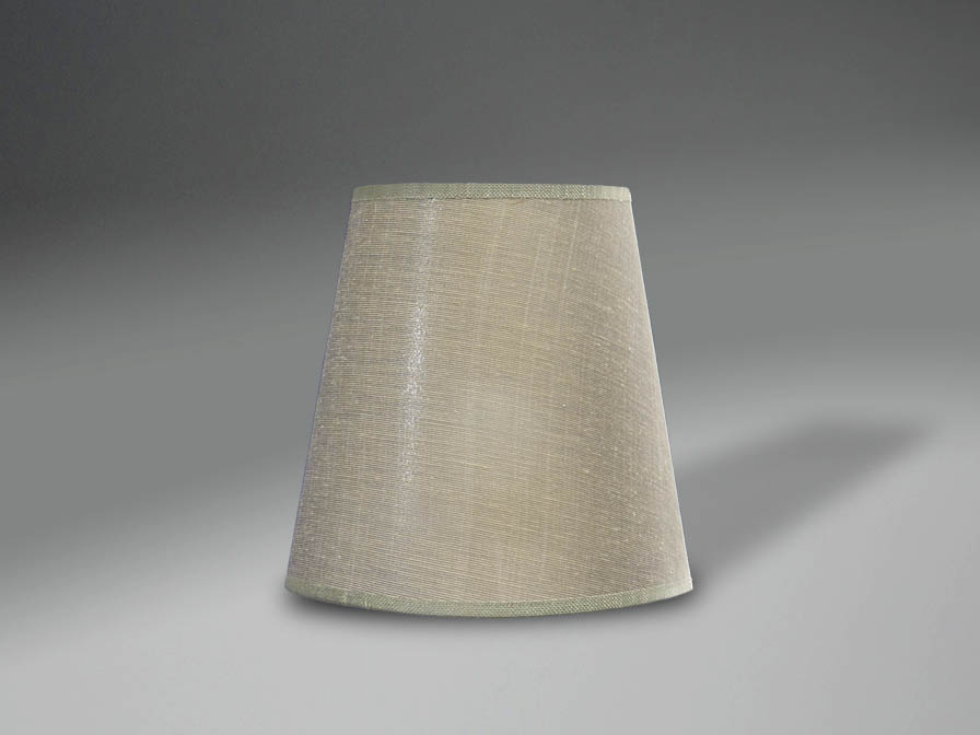 lampshade E27 Gold Green