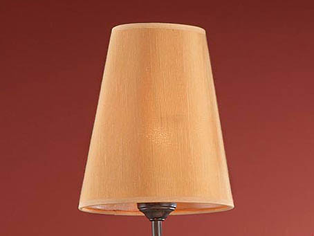 lampshade E27 orange