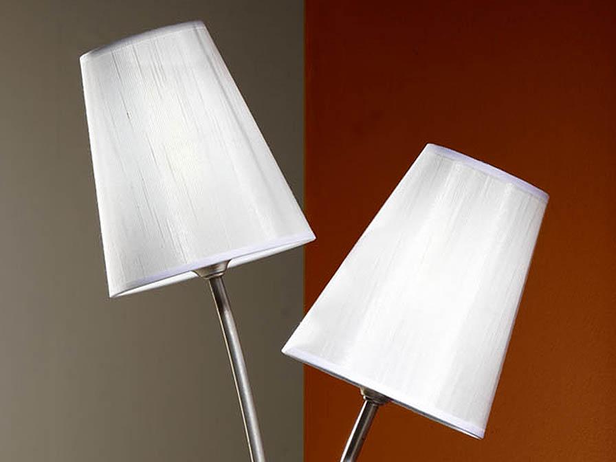 lampshade E27 white 14cm