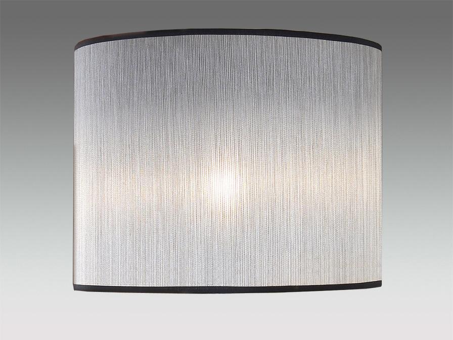 Accessory lampshade Ignifuga Silver 30cm