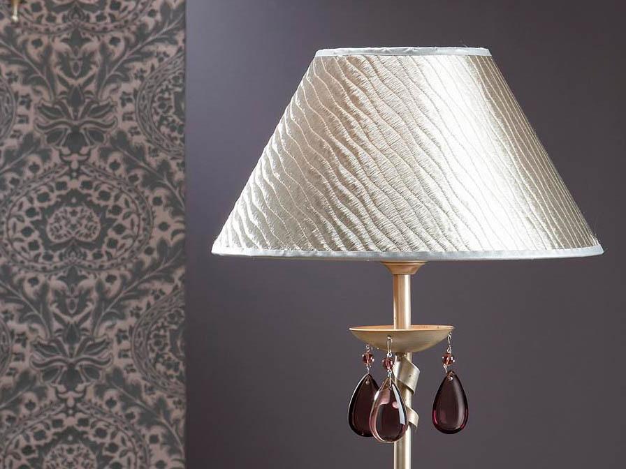 lampshade E27 Silver