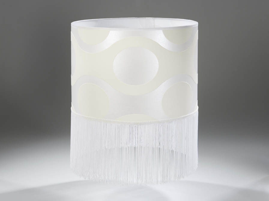 lampshade Papel nacre 30cm
