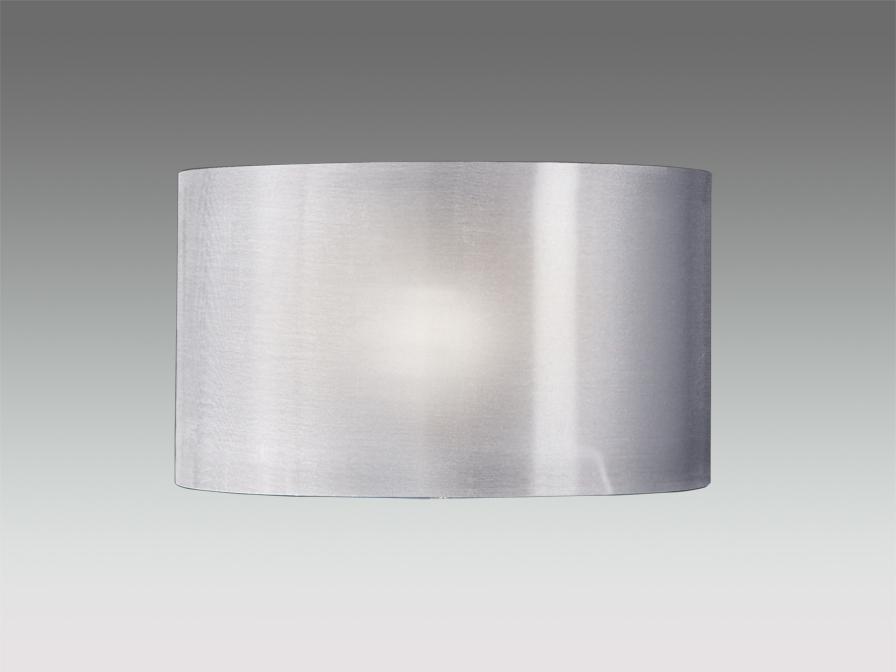 Accessory lampshade E27 Tonos Silver 40cm