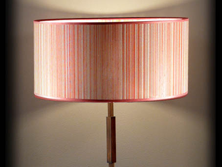 Accessory lampshade Tonos Granate 40cm