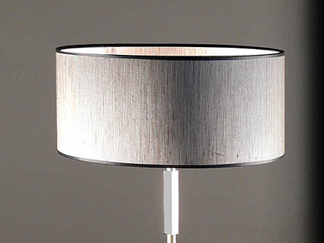 lampshade Silver 45cm