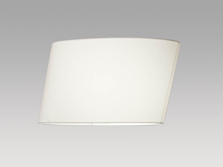Flow white lampshade 48cm