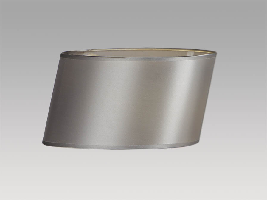 Flow lampshade Silver 48cm