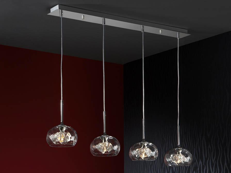 Boreal Pendant Lamp 4xG9 40W