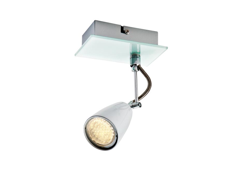 Foco Wall Lamp 1L Chrome Itaca