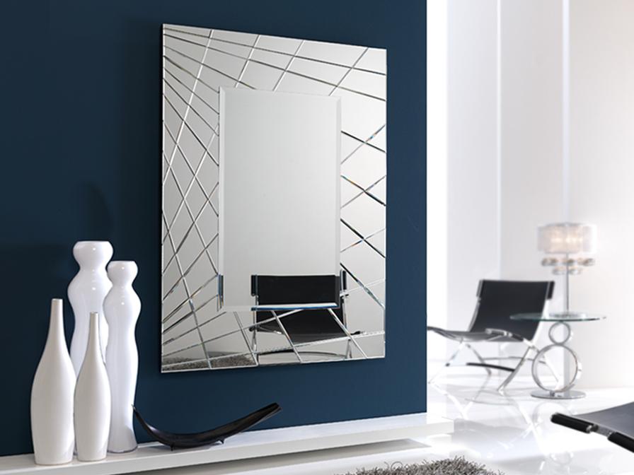 Fusión miroir rectangular 110x150