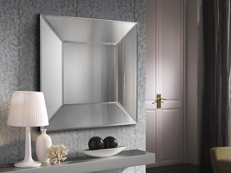 Milan mirror 88x88cm