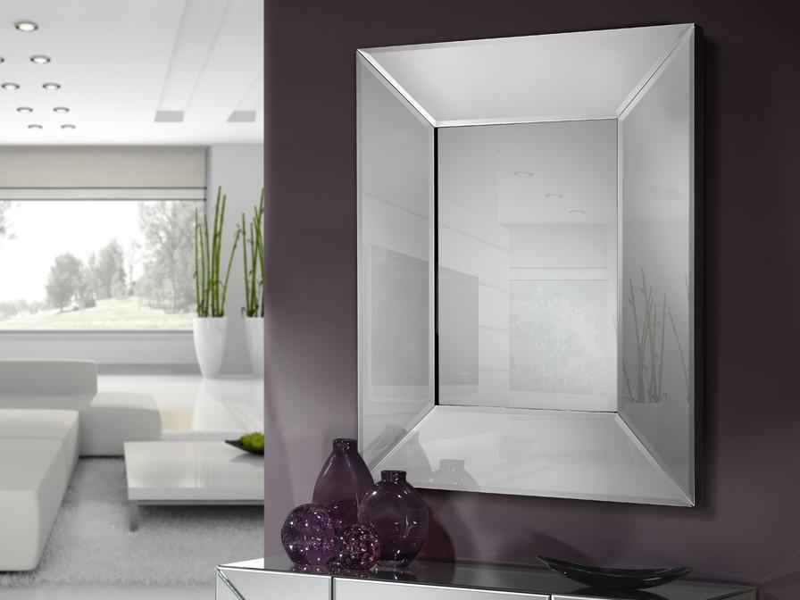 Milan mirror 108x88cm