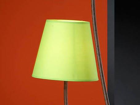 pantalla para lámpara de Pie Salalma color Pistacho