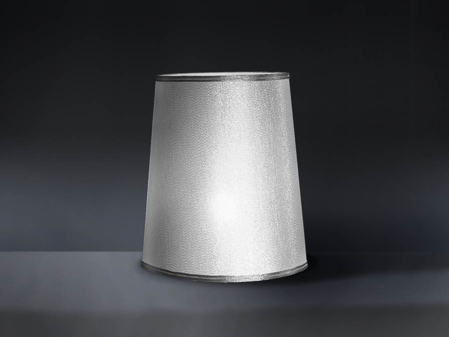 Minos (Accessory) lampshade Silver Large