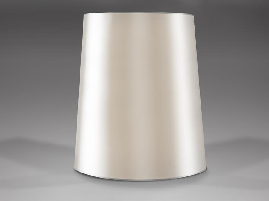 Minos white lampshade ø35X41