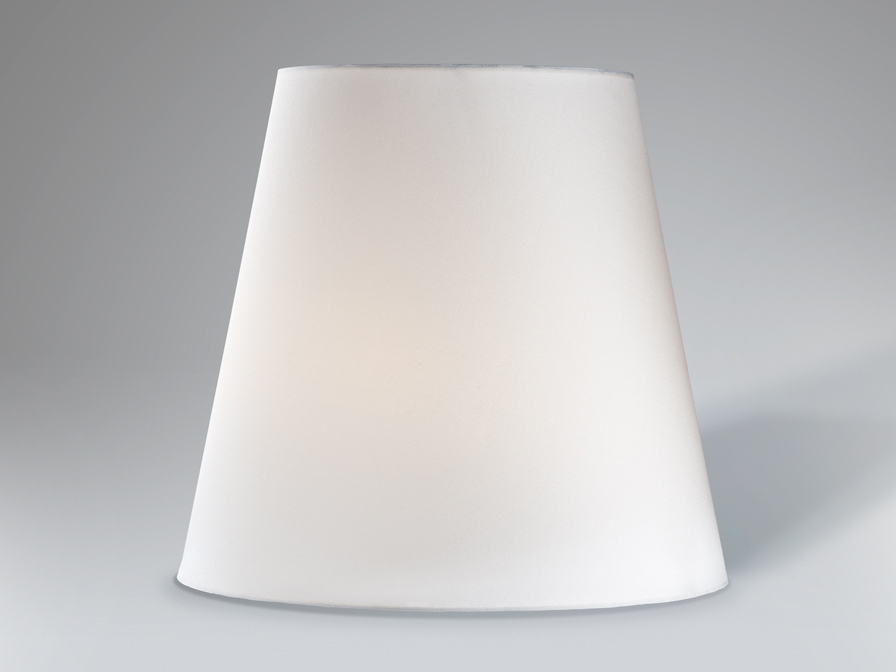 lampshade for lámpara of Floor Lamp white ø45 X 42