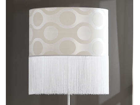 Accessory lampshade 50x30 Nacar Papel C/FL
