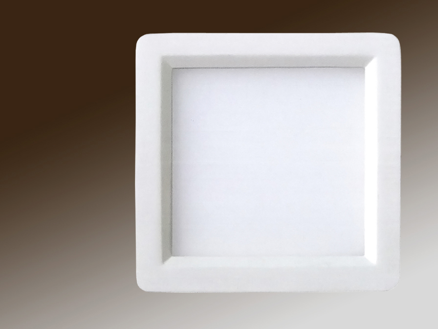Foco Square + LED 18W light Cálida