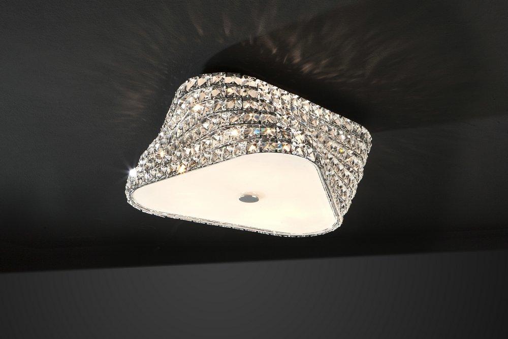 Elis ceiling lamp pequeño 3xG9 53W