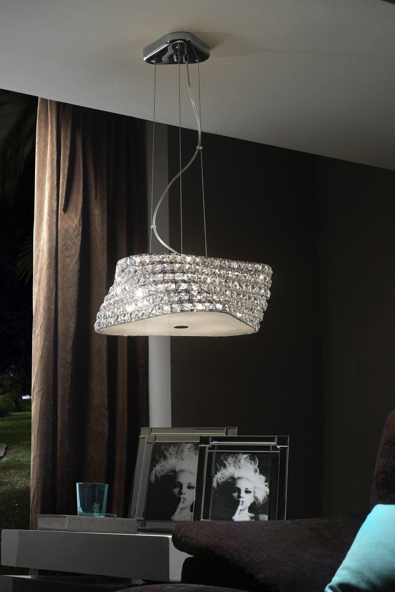 Elis Pendant Lamp Small 3xG9 53W