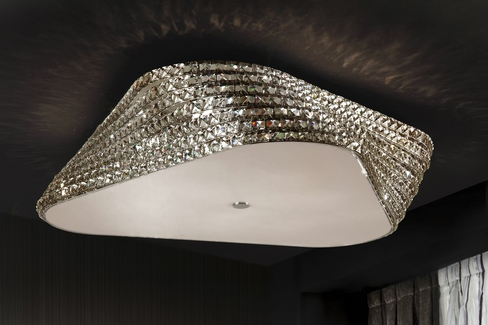 Elis ceiling lamp ø80 18xG9 28W