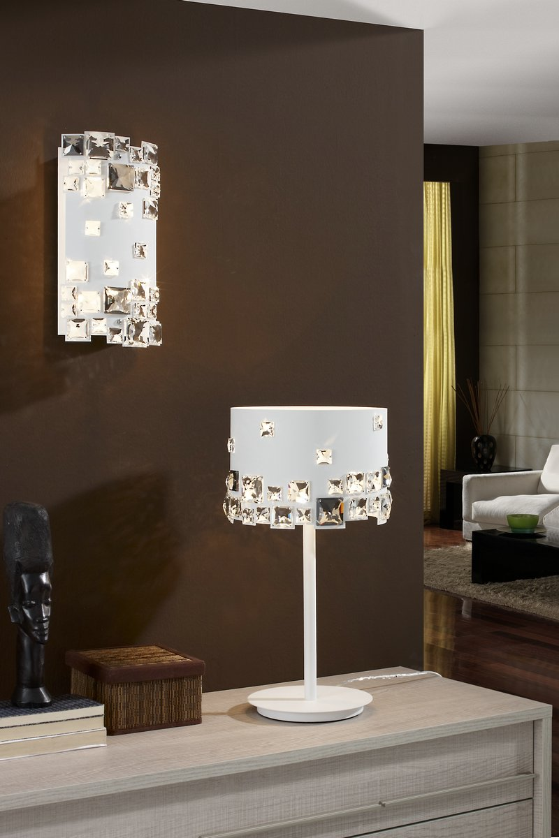 Mitra Wall Lamp 2L white