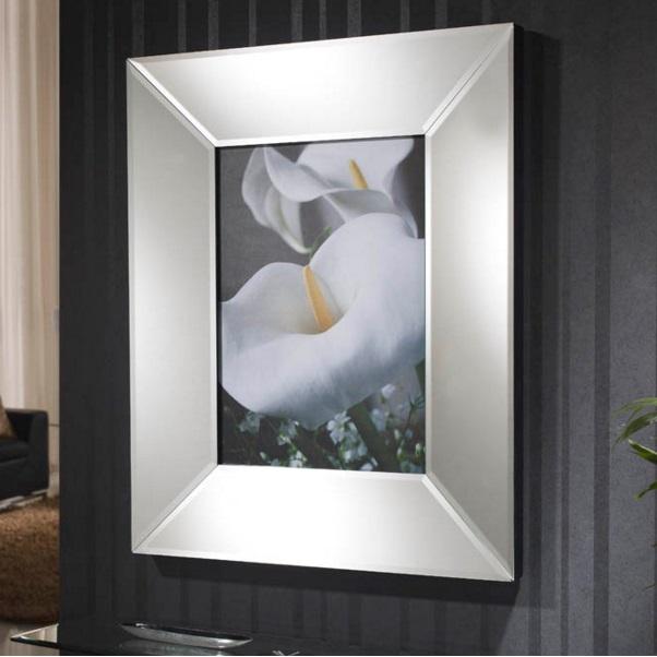 Accesorio marco espejo para cuadro Fotografia