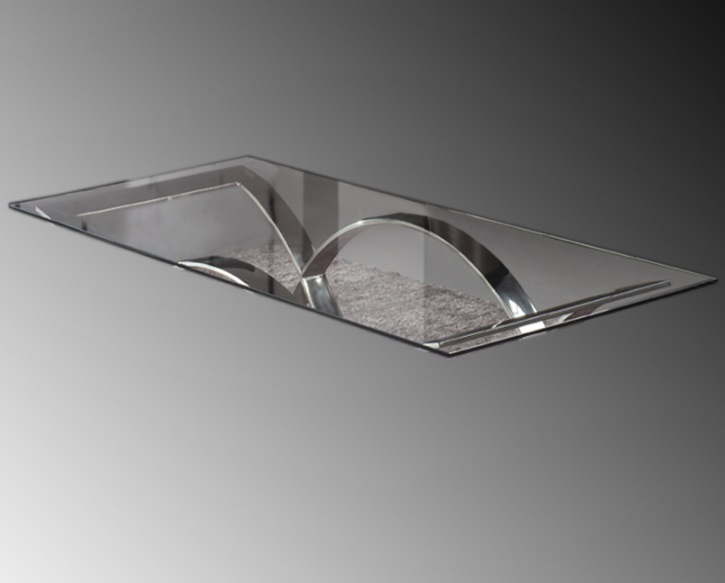 Accessory Glass hardened of 130x70