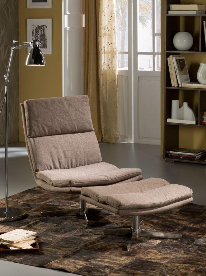Atlanta armchair Grey