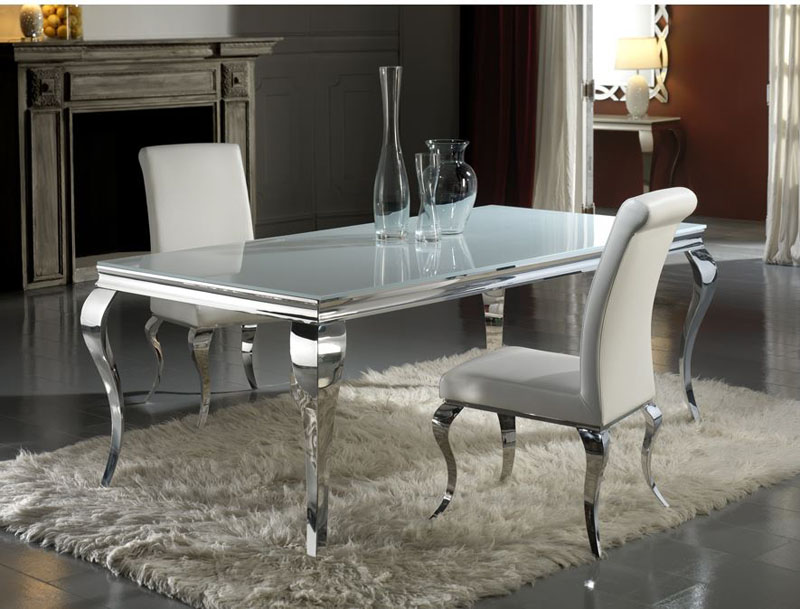 Barroque dining table 200cm