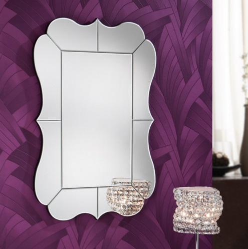 Celia rectangular mirror