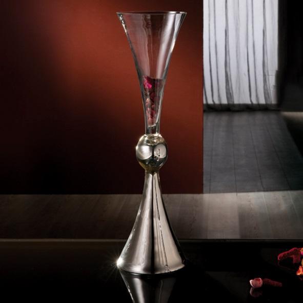 Copa Glass 19x75cm espejado